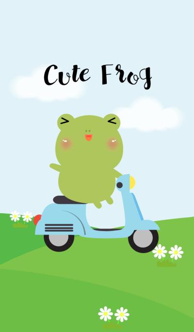 I'm Frog theme(jp)