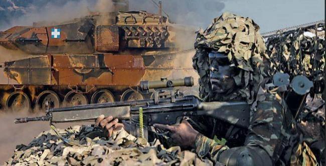 Σύμβουλος Εθνικής Ασφαλείας Μητσοτάκη: Η Ελλάδα θα σταθεί ακόμα και με ένοπλο τρόπο στο πλευρό της Κύπρου (!)