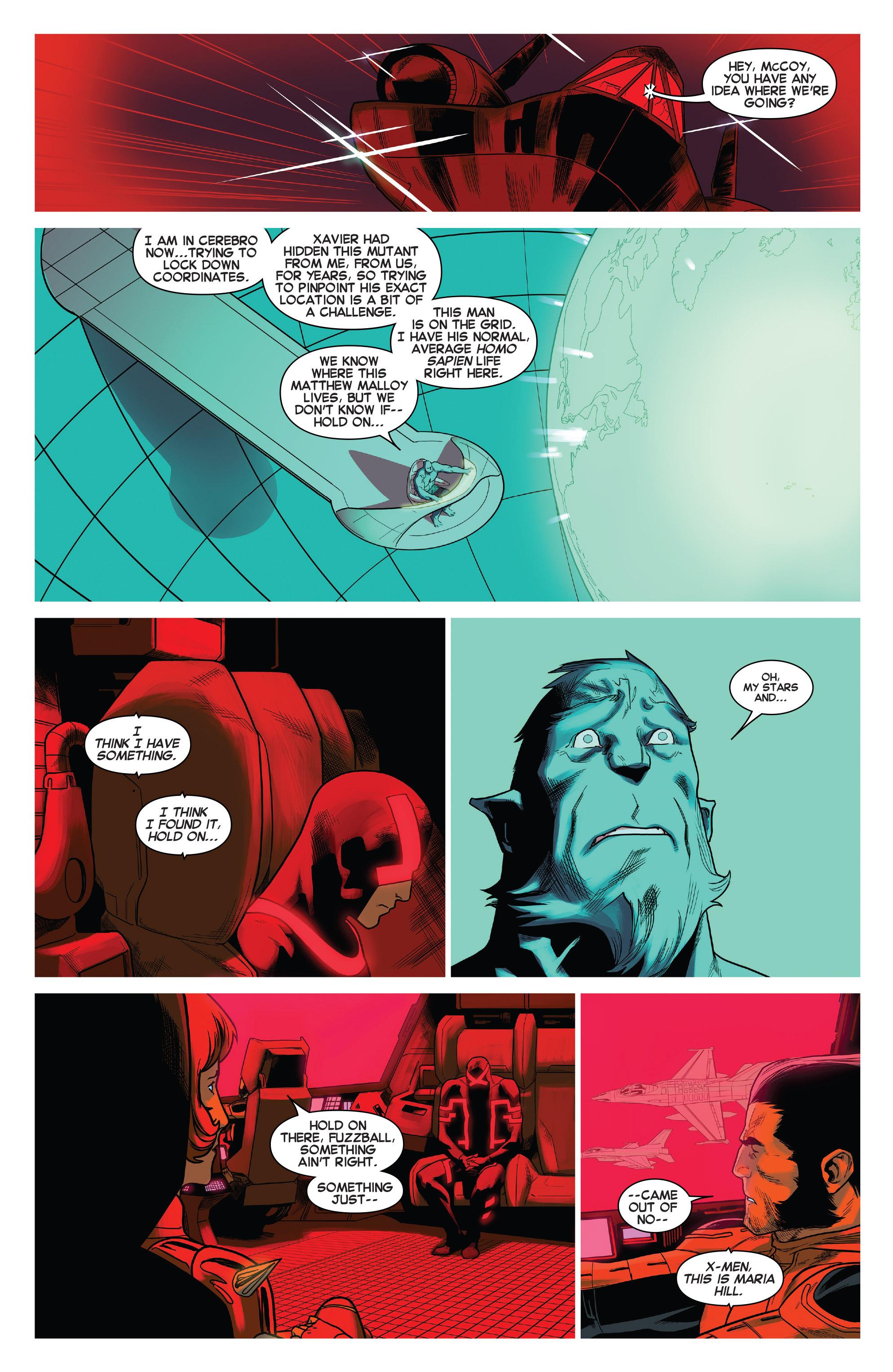 Read online Uncanny X-Men (2013) comic -  Issue # _TPB 5 - The Omega Mutant - 18