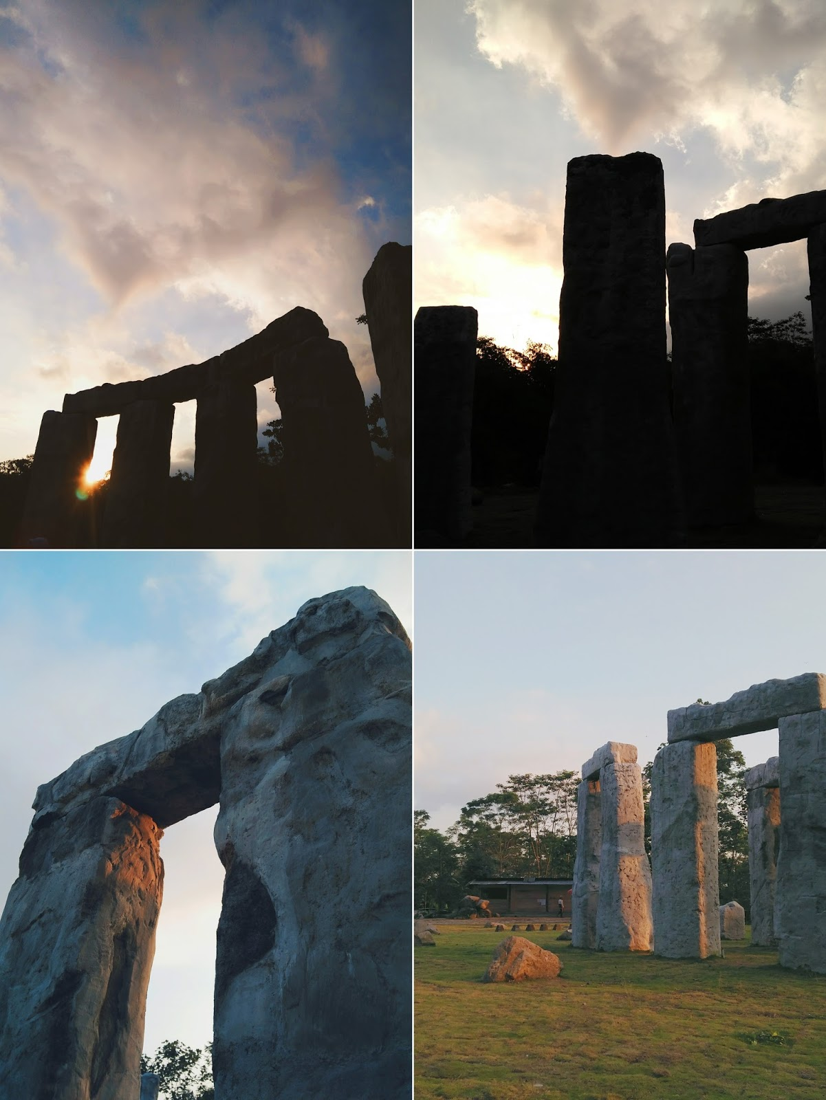 Jalan-Jalan Jogja : Stonehenge Cangkringan Merapi dan The Lost World Castle