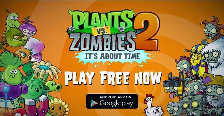 Plants versus Zombies 2