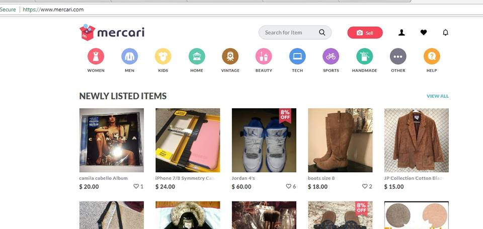 SellerThink: Look Out eBay, Here comes Mercari