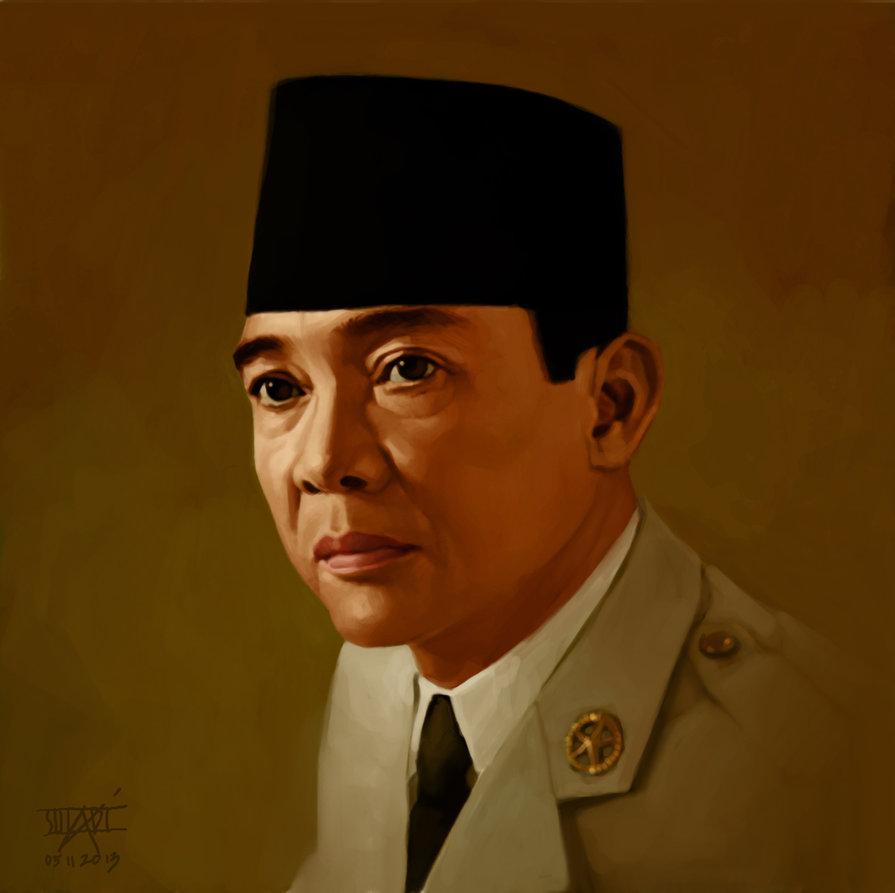 Short Biography Of Soekarno Goedang Biografi