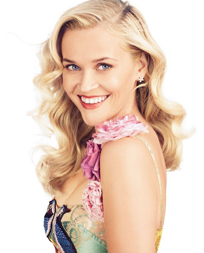 Reese Witherspoon Harper's Bazaar Magazine February 2016 Photo Shoot