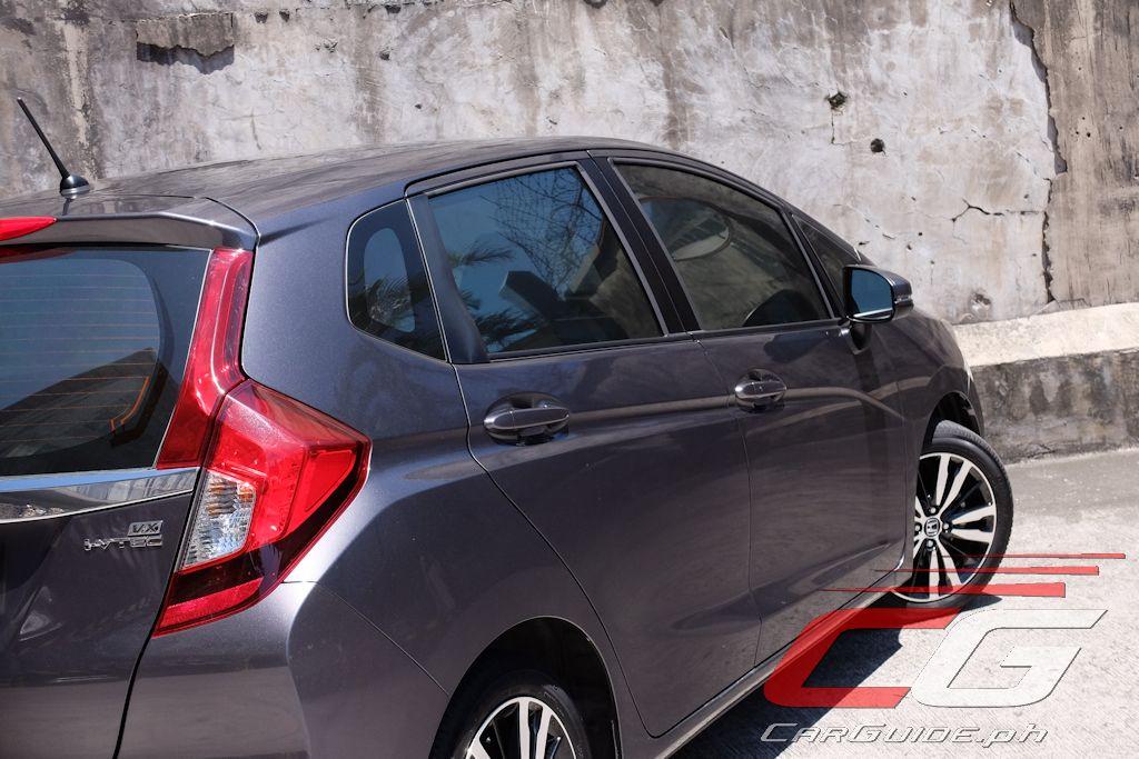 review 2018 honda jazz vx navi philippine car news car reviews automotive features and new. Black Bedroom Furniture Sets. Home Design Ideas