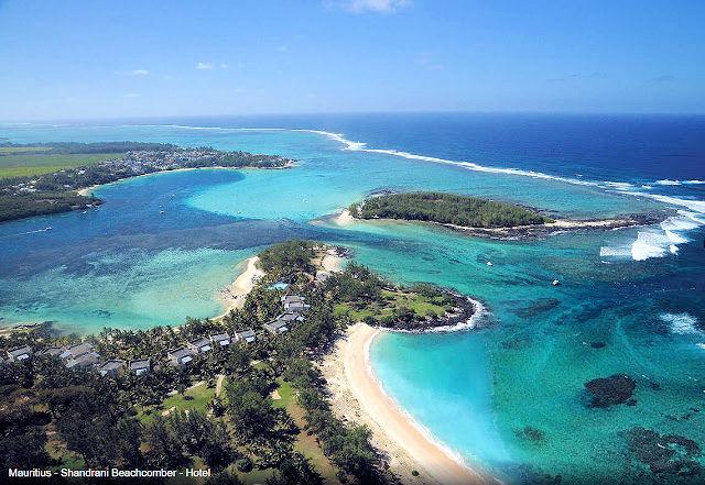 Beachcomber Shandrani Mauritius Ansicht