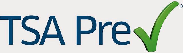 TSAprecheck logo.