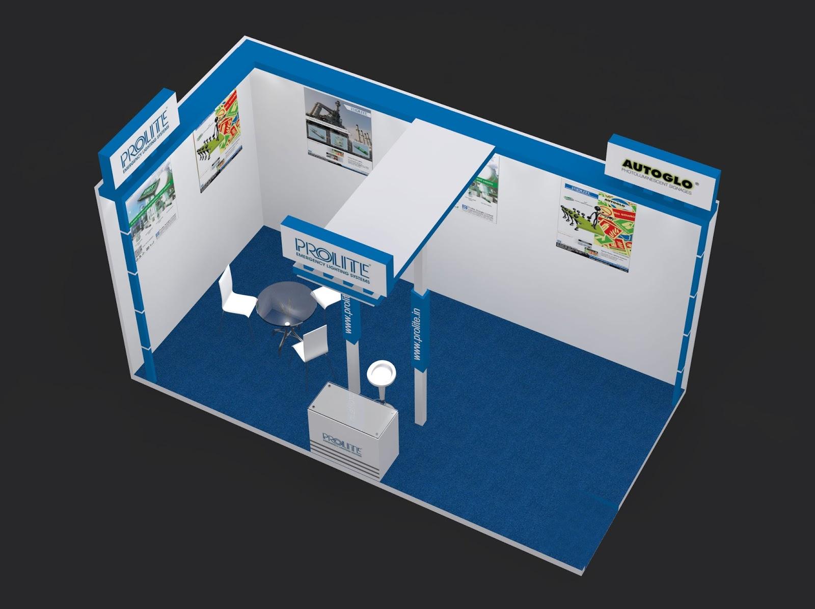 Saravanan designs prolite autoglo stall designs 4m x 3m for Bathroom ideas 3m x 3m