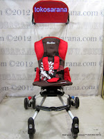 Kereta Bayi CocoLatte CL089 iFlex with Travel Bag