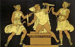 Las Furias mitologia griega simbolo significado