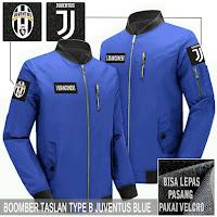 Jaket Bomber Bola Juventus