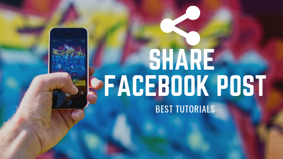 How To Share A Post On Facebook Page<br/>