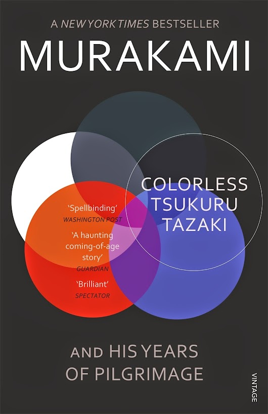 Book Banter: Colorless Tsukuru Tazaki and His Years of Pilgrimage by Haruki Murakami | #BB | my gift to you | peachsbeauty