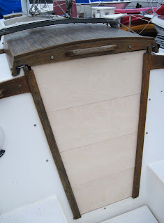 sailboat hatch boards