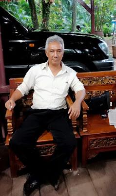 Indra Siregar Senior Pemuda Pancasila Lampung Ajak Pilih Ridho - Bachtiar