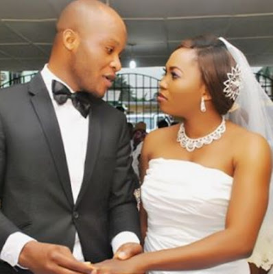 yewande adekoya 4th wedding anniversary