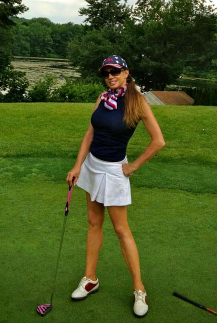 Golf chicks photo 19
