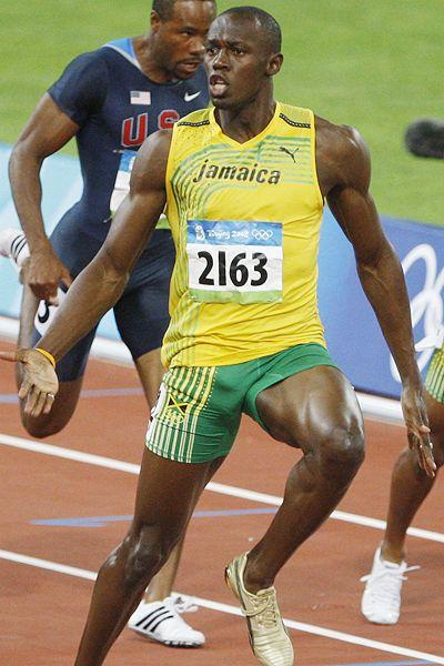 Latihan dan Diet Ala Usain Bolt