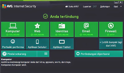 AVG Internet Security 2015 Free Legal