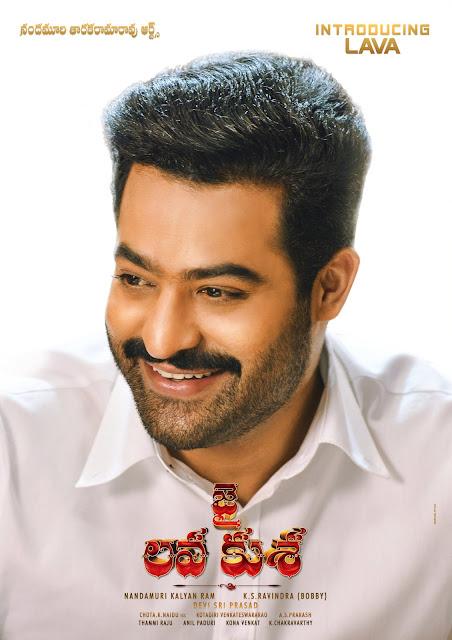 Jr NTR as Lava Kumar First Look Posters