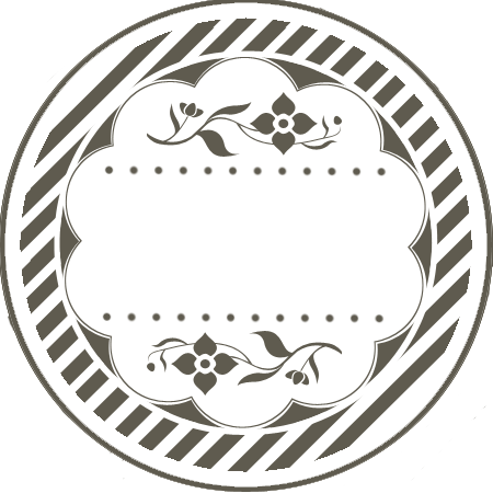 labelblank templates - graphic monday spice jar lid labels discover create live