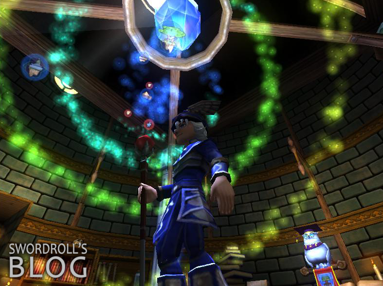 Wizard101 UK Dragon Shopping and a Look at the Coming Month