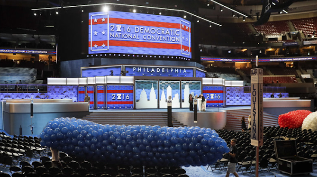Democrats Plan Unusually Early 2020 Convention