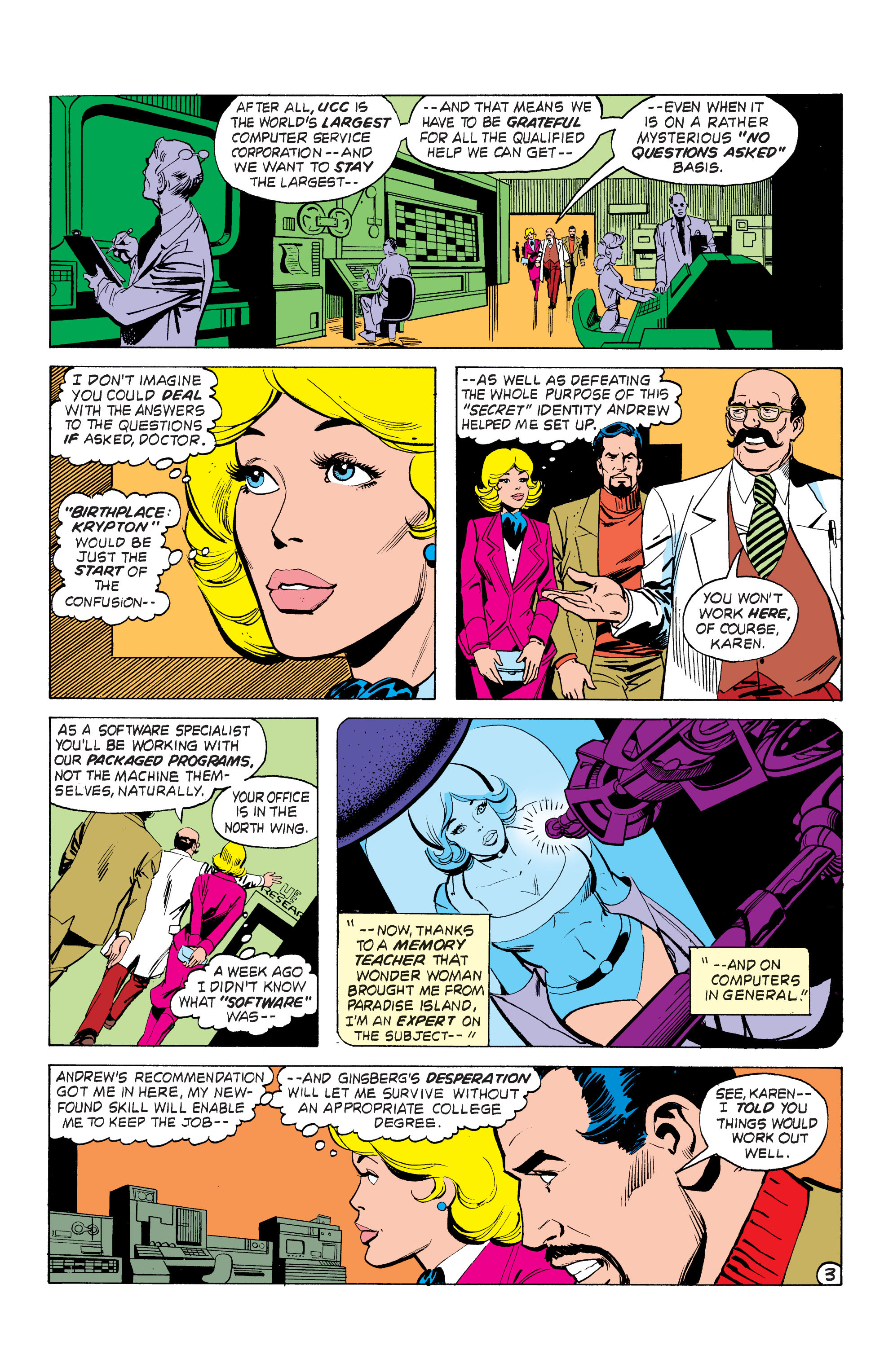 Read online Showcase comic -  Issue #99 - 4
