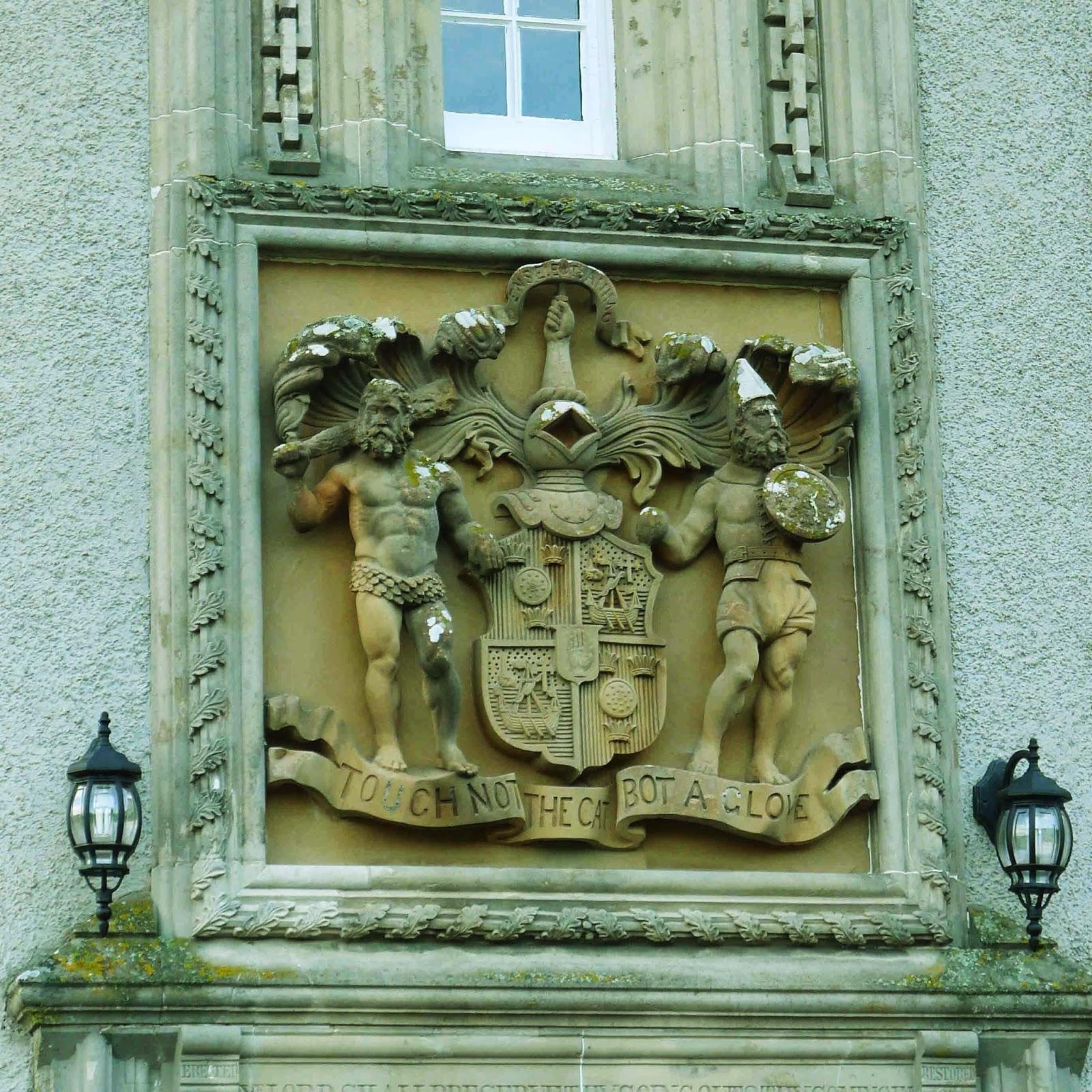 Ballindalloch Castle Seal