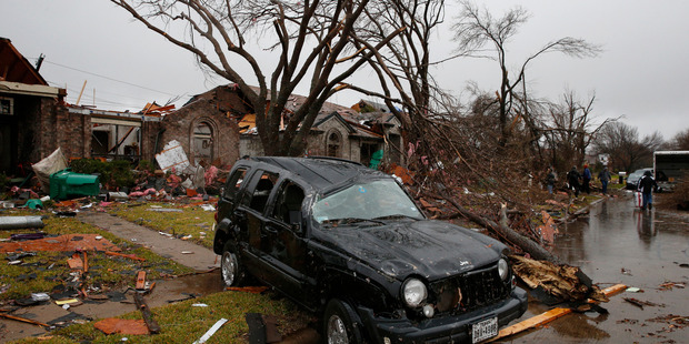 Texas tornadoes: At least 11 killed as tornadoes ravage parts of North Texas
