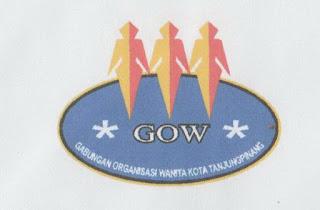 GOW Kota Tanjungpinang, GOW Kota Tanjungpinang, Logo GOW Tanjungpinang, Logo GOW Tanjung Pinang