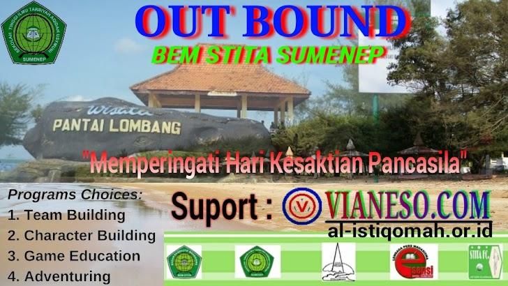 Ayo, Ikuti Out Bound Ke Pantai Lombang Bersama Bem Stita