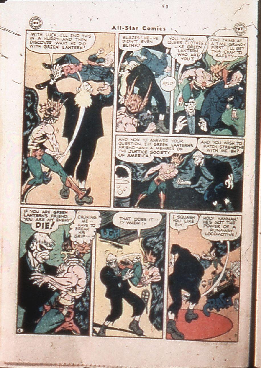 Read online All-Star Comics comic -  Issue #33 - 12