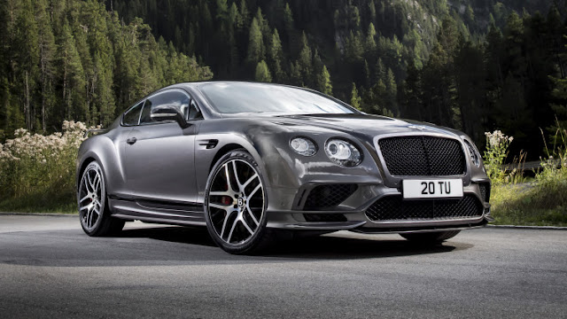 2018 Bentley Continental GT Supersport Convertible Price Comparison