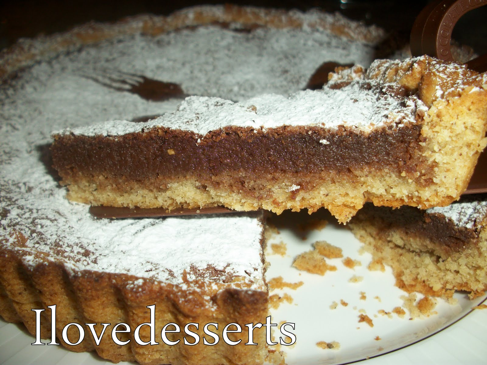 Ricetta biscotti torta ricette di dolci al cioccolato for Ricette dolci facili e veloci