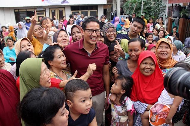 Emak-emak Andalan Prabowo-Sandi