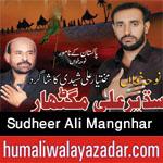 http://www.humaliwalayazadar.com/2016/10/sudheer-ali-mangnhar-nohay-2017.html
