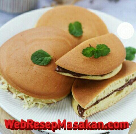 Dorayaki Gluten Free, Resep dorayaki gluten free,