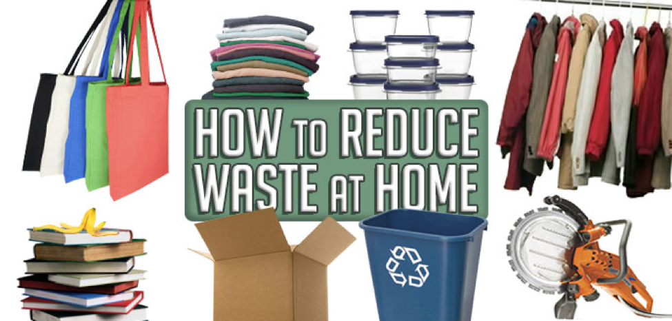 Tips on How to Reduce Waste at home from Rubbish Removal