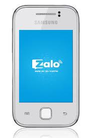 Tải Zalo Cho Samsung