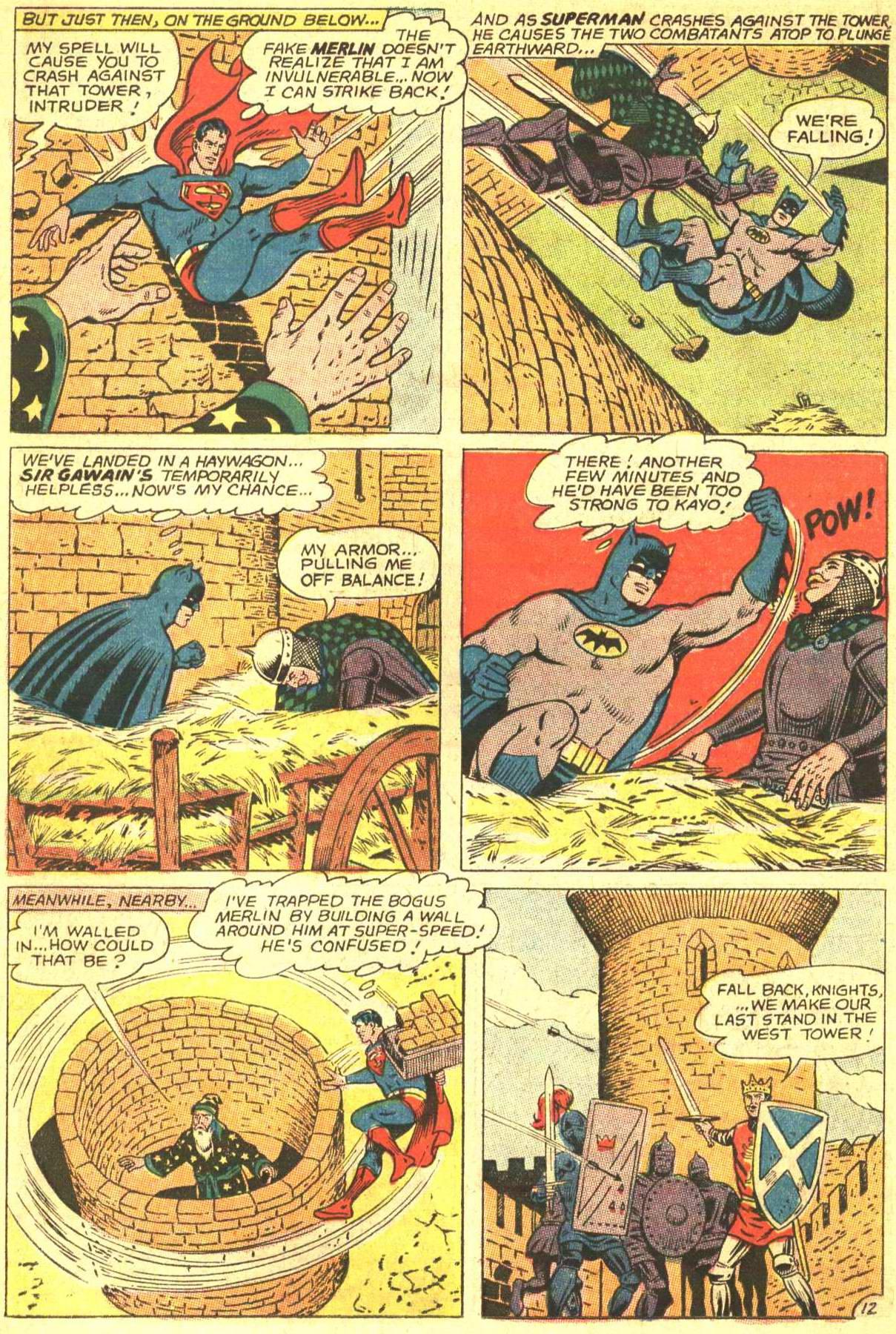 Read online World's Finest Comics comic -  Issue #162 - 18