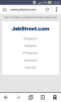 Cara Mendaftar Di Jobstreet.com
