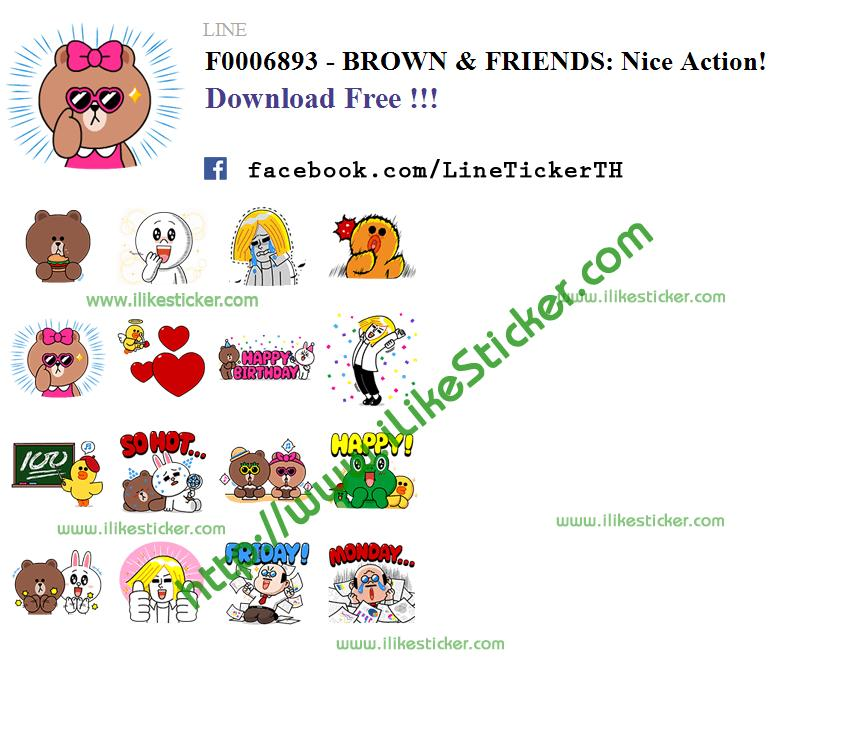 BROWN & FRIENDS: Nice Action!