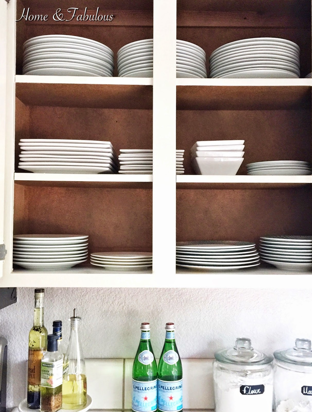 Home And Fabulous Keep Your Kitchen Organized