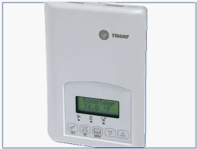 Trane Commercial Thermostat Manuals Online