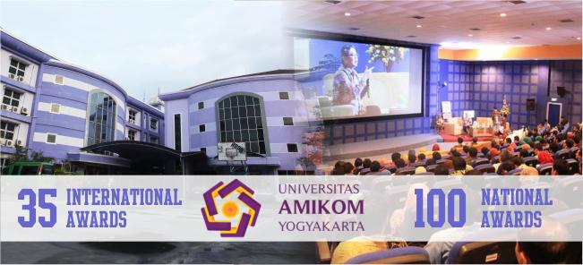 Fakultas & Program Studi Universitas AMIKOM Yogyakarta