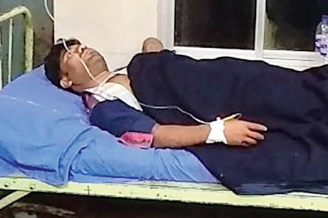 দিনহাটায় নার্সারি স্কুলে এলোপাথারি গুলি-হামলা, আহত এক