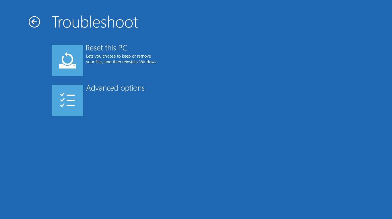 Cách kiểm tra vị trí và trạng thái của Windows Recovery Environment (Windows RE) trên Windows 10