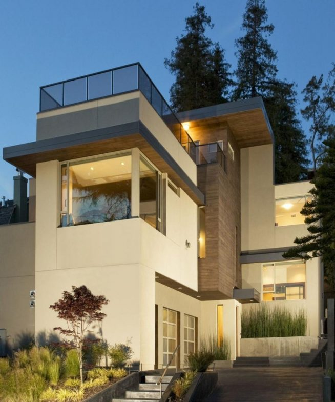 Minimalist Design Small House 5