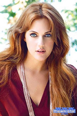 Meryem Uzerli, Turkish actress, was born on August 211,983 in Germany.